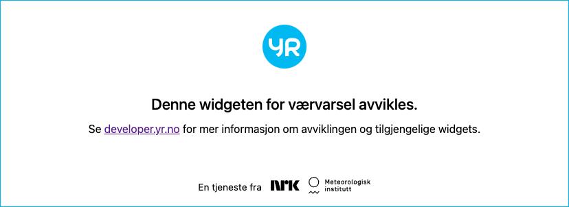 Meteogrammet: Karlsøy kommune